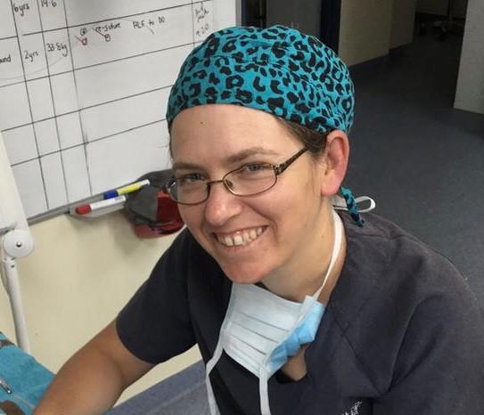Dr Rena MacFarlane